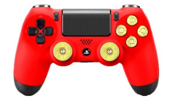 Sony PS4 Playstation Red Dual