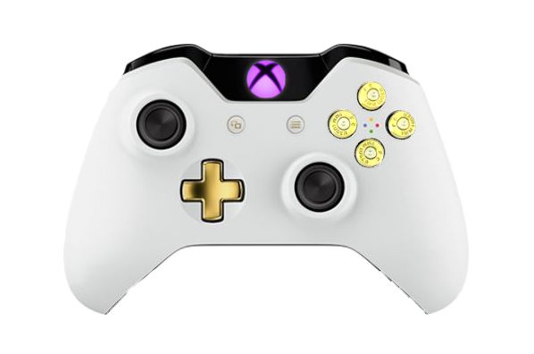 Lunar White Xbox One Limited E