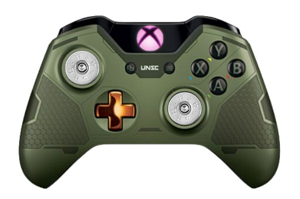 Halo Master Chief Xbox One Lim