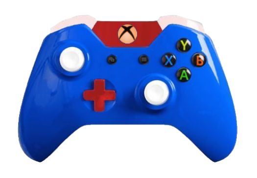 Captain America Xbox One Dual