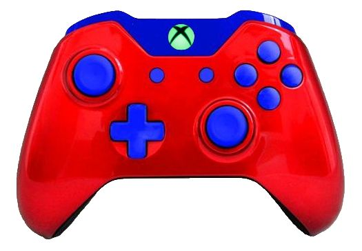 Spiderman Xbox One Dual Paddle